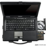 供应上海工控机枭杰科技14寸军工级加固笔记本XJ-PD400