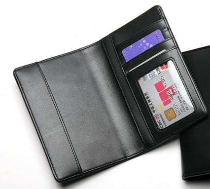 厂家低价供应证件套仿真皮护照夹可加印logo