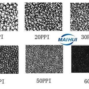各种密度的过滤防尘网图片