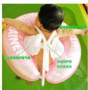 婴儿游泳池专用宝宝腋下游泳圈图片
