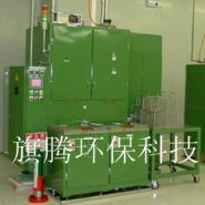 两槽式半自动碳氢清洗图片