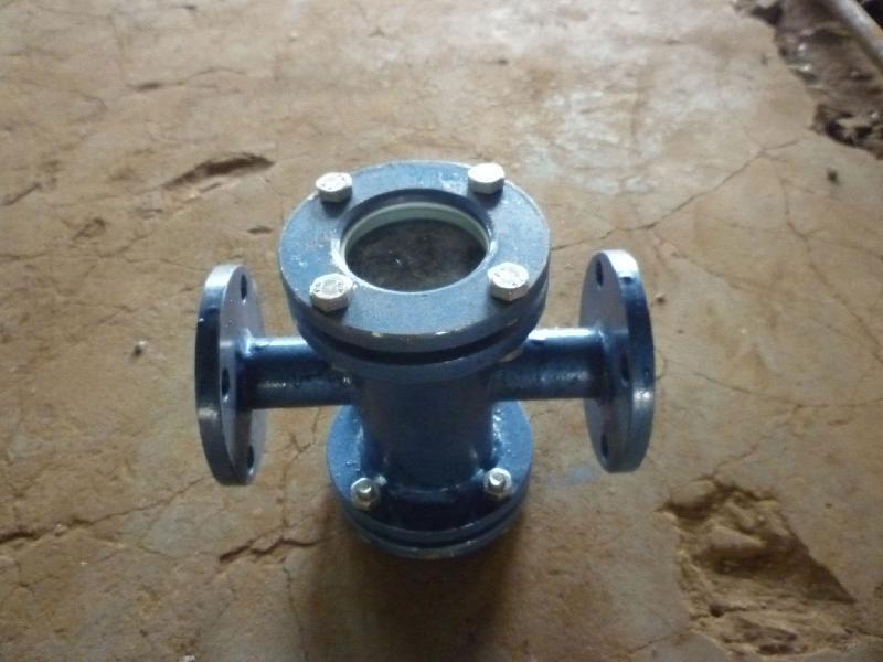 分配器图片 分配器样板图 双可调煤粉分配器 盐山管件制造...
