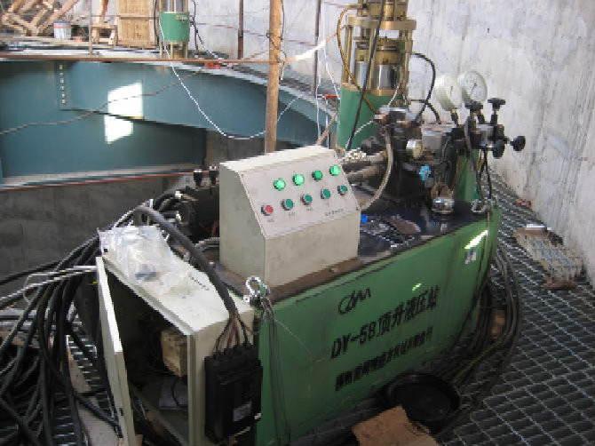 一、工作原理及技术指标工作原理:以集群千斤顶为执行机构,液压泵