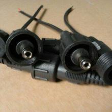 供应DC公母插头 DC防水5.52.1价格 优质dc插头批发批发