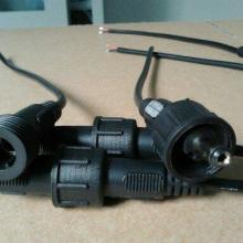 供应LED灯具配件连接线,灯具配件防水连接器厂家