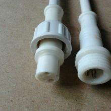 供应信号接插头 防水信号线定做 公母连接线现货批发