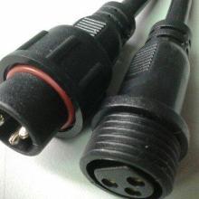 供应LED灯具连接线,IP68防水等级