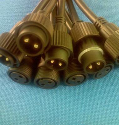 3芯带胶芯防水连接线图片/3芯带胶芯防水连接线样板图 (4)