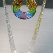 供应专业水晶奖杯奖牌定制颁奖活动礼品现货定做授权牌批发