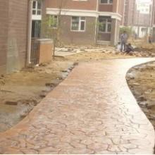 供应雨花石纹理压印地坪材料就在压花批发