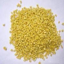 供應PP再生料再生料塑料橡塑黃色圖片