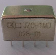 JZC-1M型超小型中功率密封直流电磁继电器