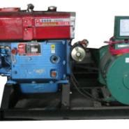 玉柴单缸柴油发电机图片