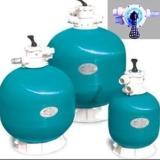 供应意大利AQUA小过滤砂缸深圳泳池设备