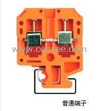 供应接线端子接线板H2611厂家直销