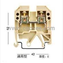 供应接线端子/接线板:SAK6厂家直销