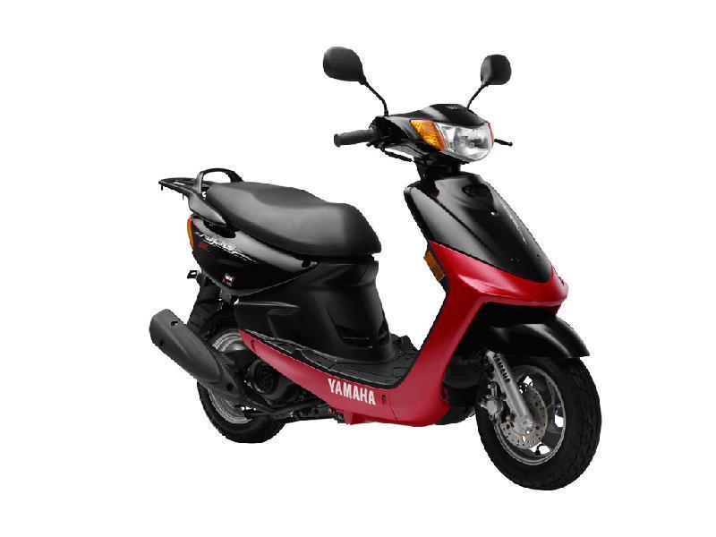 雅马哈巧格摩托车