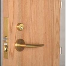 供应TownSteel美标机械门锁
