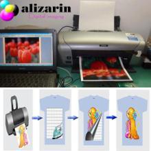 供应浅色喷墨打印T恤烫画纸 热转印纸 耐水洗