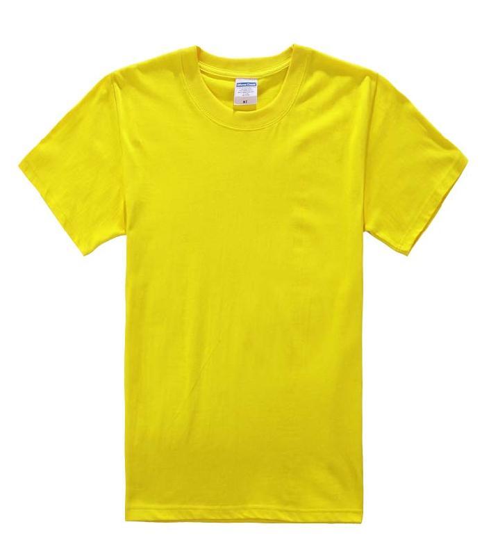个性t恤团体服饰空白服饰批发图片