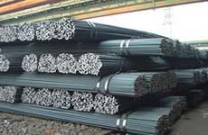 供应建筑钢材螺纹钢筋图片