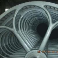 不锈钢圆网笼造纸设备及配件