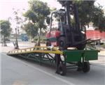 廣州市廣州鑫力叉車機械有限公司廠家供应移动式登车桥  广州移动式登车桥  天河区移动式登车桥