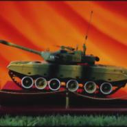 98主战坦克图片