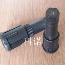 供应塑料调整脚-橱柜调整节器-升降地脚-黑色尼龙-NF-39