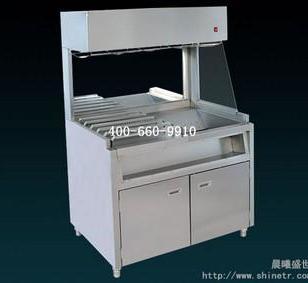 薯条工作台展示薯条机图片