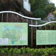 北京洪盟标识公司/学校标识/景区图片