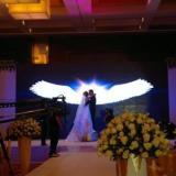 供应杭州婚庆迎宾LED显示屏加工