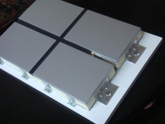 供应氟碳一体化保温装饰板图片