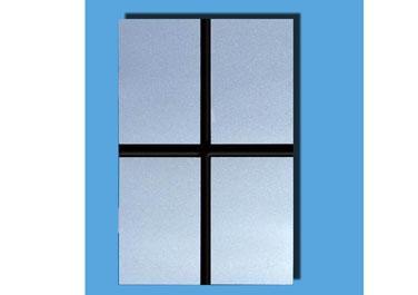 供应氟碳漆面保温装饰一体化板图片