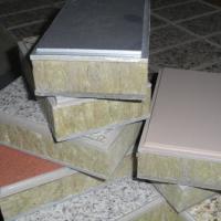 供应岩棉外墙保温及屋面保温装饰一体化