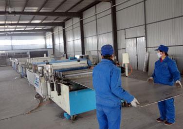 供应山东绿环节能保温装饰一体板
