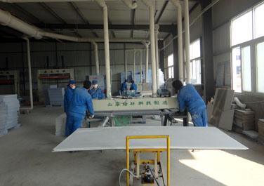 供应专业生产外墙保温装饰一体板图片