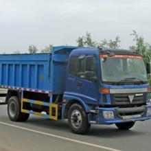 供应欧曼自卸式垃圾车