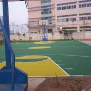 重庆网球场施工公司