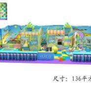 重庆淘气堡厂家图片