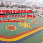 九龙坡区EPDM安全地垫图片