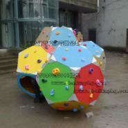 足球型儿童攀岩幼儿桌面玩具图片