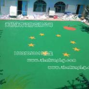 幼儿园彩色安全地垫图片