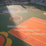 环保安全地垫彩色丰富EPDM安全地垫图片
