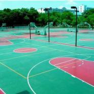 重庆专业篮球场施工公司图片