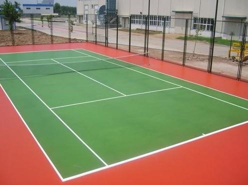 供应重庆塑胶网球场施工,重庆EPDM塑胶羽毛球场厂家,重庆篮球场承接