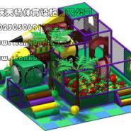 重庆哪里有淘气堡设计公司图片