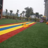 重庆多色人造草坪价格图片