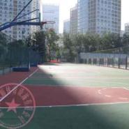 江北区篮球场图片
