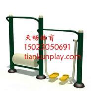 重庆房地产室外万德品牌健身器材图片